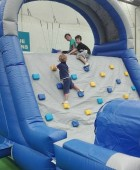 Springvale Indoor Sports is the place to be during school holidays. With activities running every day, with Space Jump and Dodgem cars set for drop in play.