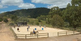 Kiah Park Horse Riding Camp
